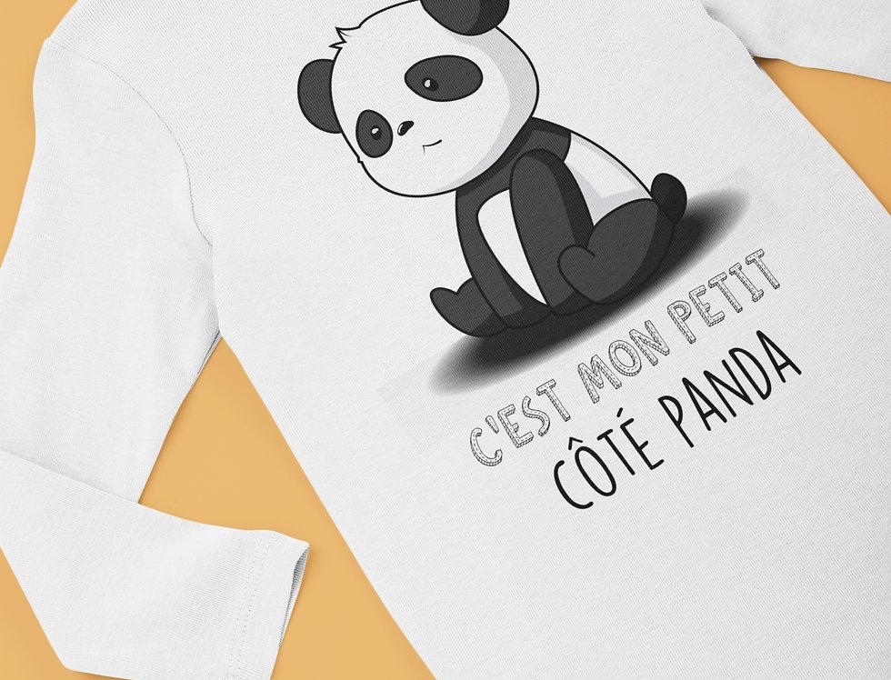 Body Bébé Panda 55