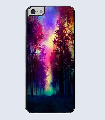 Coque Mobile iphone forêt 510