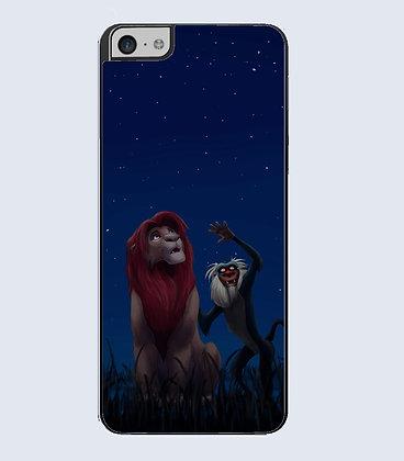 Coque Mobile iphone Le roi lion 326
