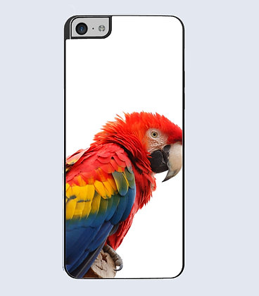 Coque Mobile iphone perroquet 125