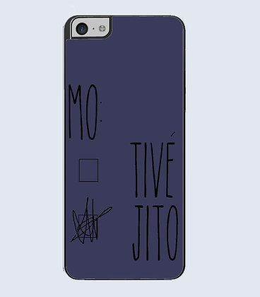 Coque mobile iphone citation mojito