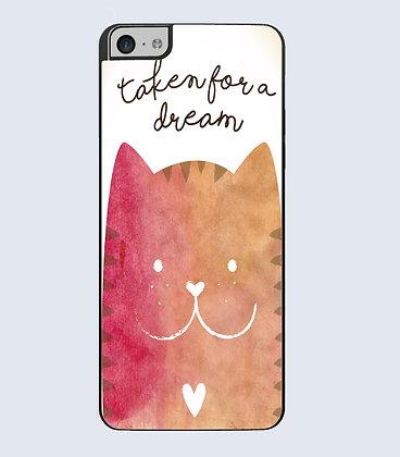 Coque Mobile iPhone citation dream 131