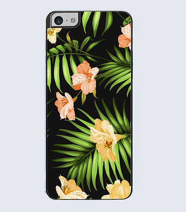 Coque Mobile iphone Fleur exotic 419