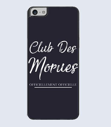 Coque mobile iphone club des morues citation