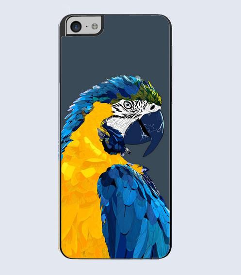 coque iphone xs perroquet
