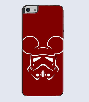 Coque mobile iPhone Dark mouse 748