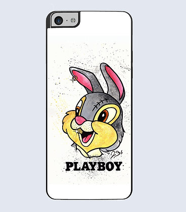 Coque mobile Iphone playboy 556