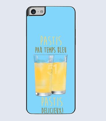 Coque Mobile iPhone pastis 107