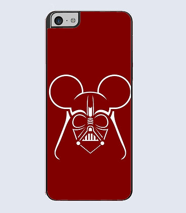 Coque mobile iPhone Dark mouse 749