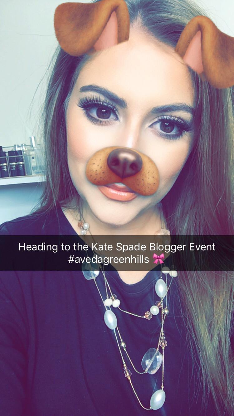 Nora Eckler on Snapchat