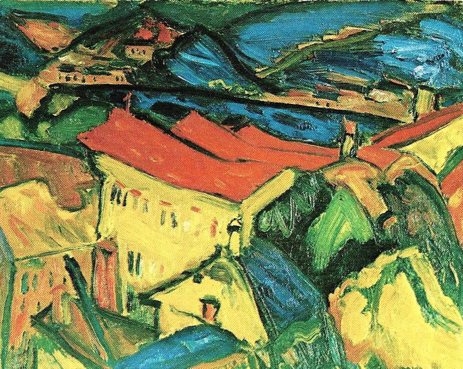 Fethi Arda - Sarı Evler