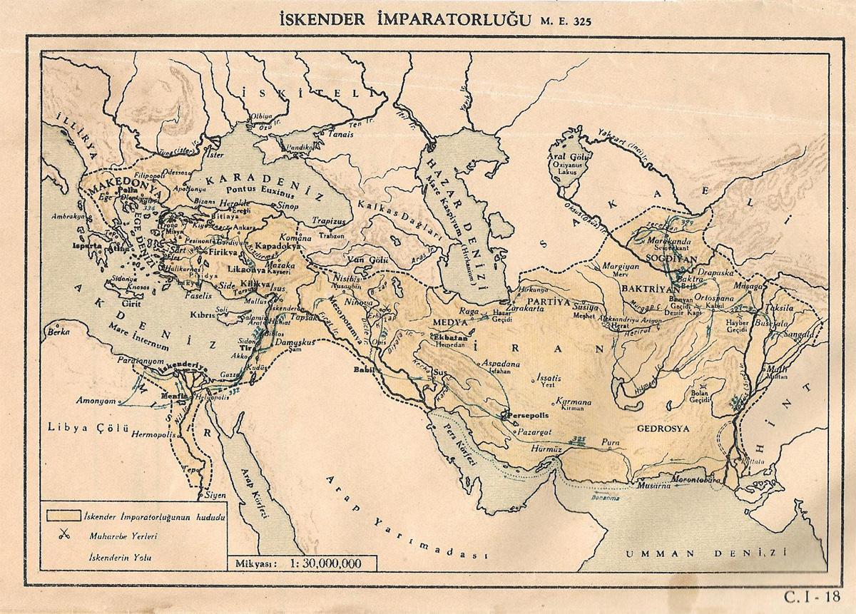 İskender İmparatorluğu ( ME 325)
