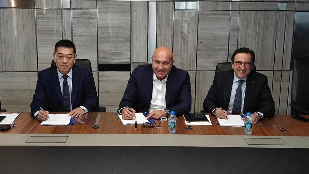 Qazaq Soda için imzalar atıldı