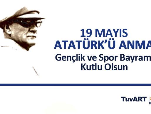 19 Mayıs'ta Atatürk'ü Anmak