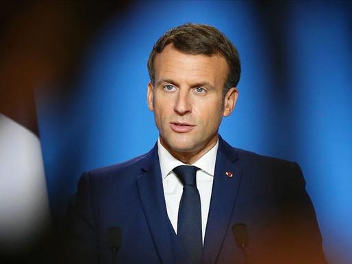 Macron: Karabağ, Azerbaycan Toprağıdır