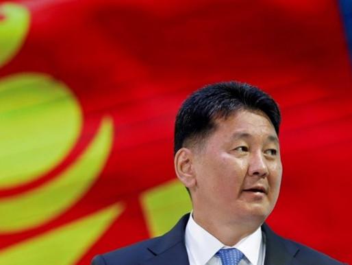 Türkmenistan, Moğolistan'ı Tebrik Etti
