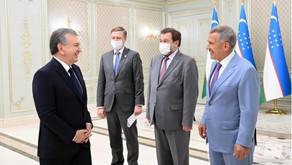 Özbekistan ve Tataristan İlişkileri