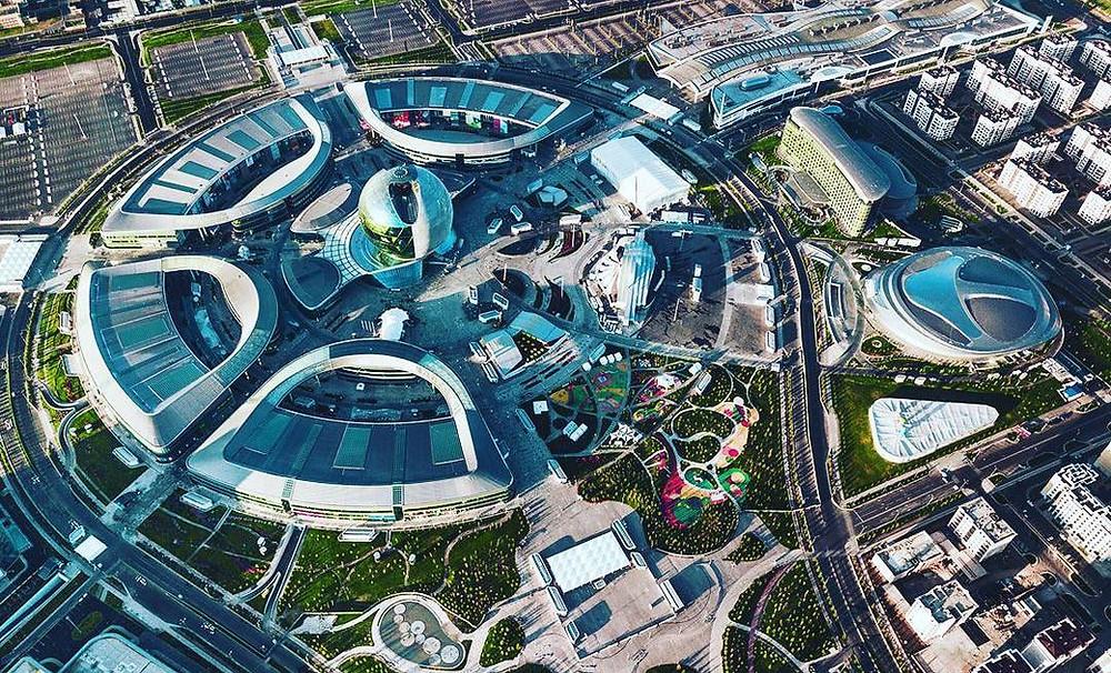 Astana Uluslararası Finans Merkezi