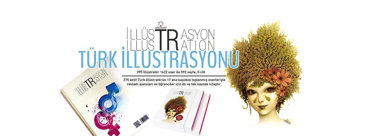TR İllüstrasyon Kitabı, Alternatif Yayıncılık, Tuvart.com