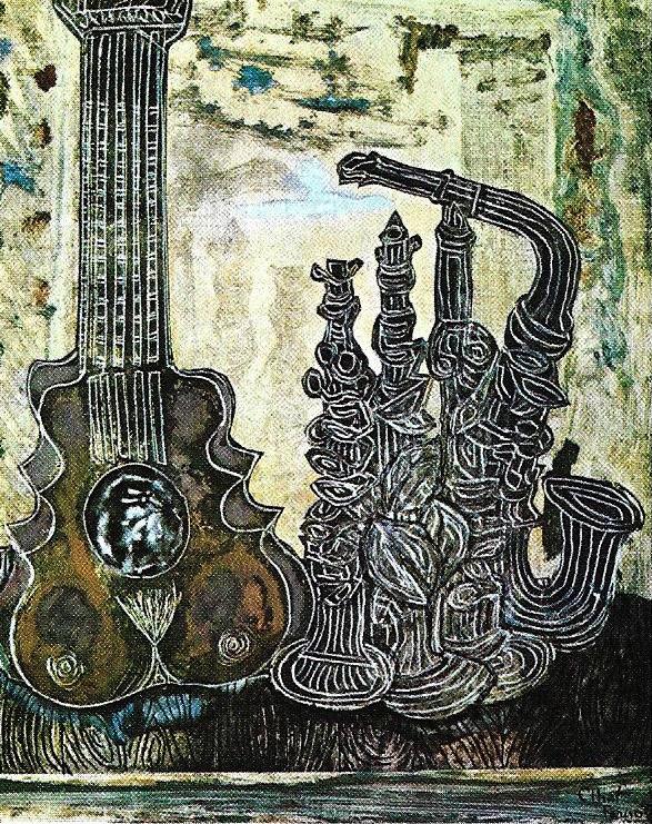 Cihat Burak - Müzik Aletleri