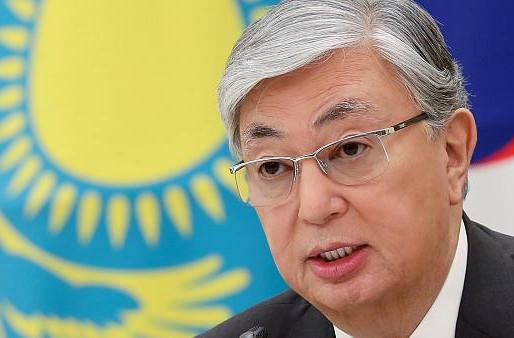 Kazakistan'da hükümet onaylandı
