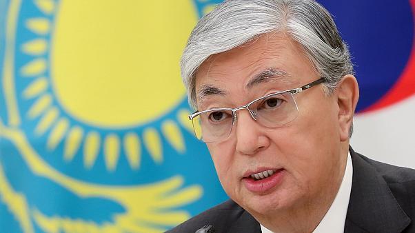 Kazakistan Cumhuriyeti Cumhurbaşkanı Kasım Jomart TOKAYEV