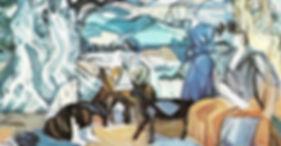 d grubu, türk resim sanatı, cemal tollu