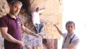 Erzurum'da 7 bin yıllık tamgalar bulundu