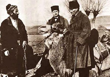 Atatürk, yörük türkmen, osmaniye