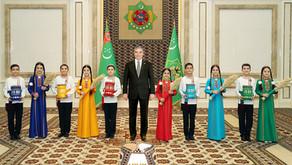 Türk Konseyi Zirvesine Türkmenistan Katılımı
