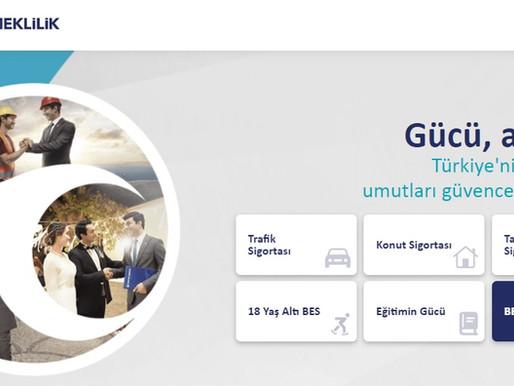 Türkiye Hayat Emeklilik Ayrılma Talep Formu
