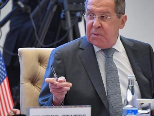 Lavrov: ABD, Afganistan'da Başarısız