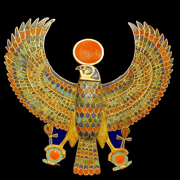 Horüs, Mısır, Sanat