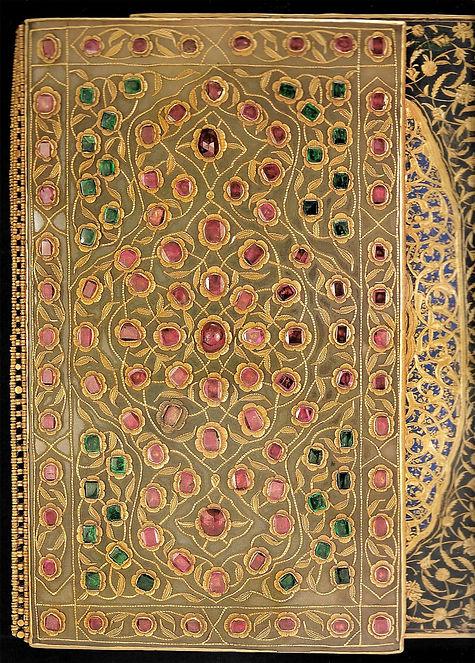 topkapı sarayı eserleri, altın kaplı kuran, osmanlı, hat sanatı, altın eşya, Türk sanatı