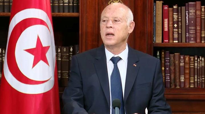 Tunus Cumhurbaşkanı Kays Said