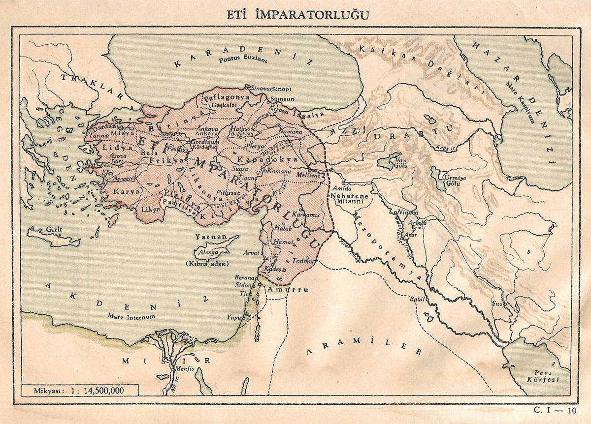 Eti İmparatorluğu