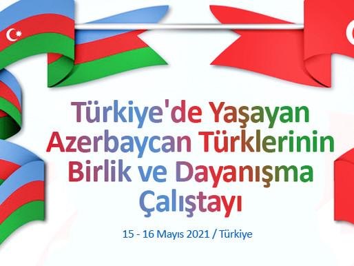 Azerbaycan Türklerinden Çalıştay