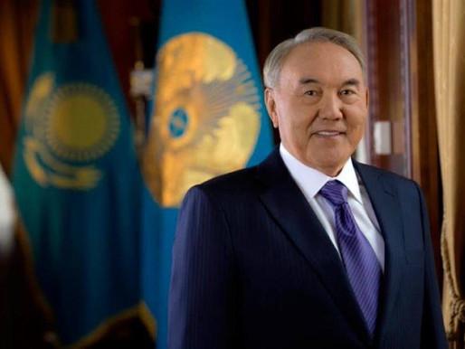İyi ki Doğdun Nursultan Nazarbayev