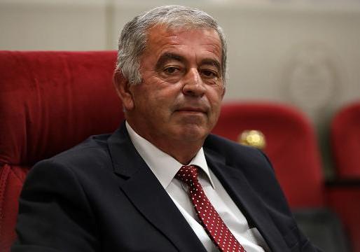 K.K.T.C Meclis Başkanı Seçildi