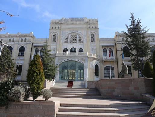 Ankara Devlet Resim ve Heykel Müzesi açıldı