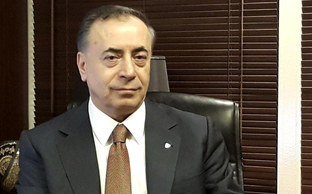 Galatasaray Eski Başkanı Mustafa Cengiz