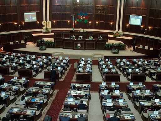 Azerbaycan Meclisi'nden Fransa'ya Tepki