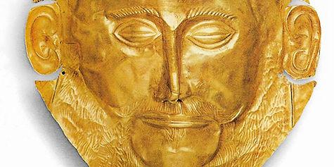 altın maske, altın eşya, altın tutkusu, sanat