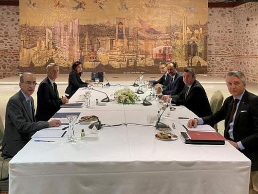 Türkiye, Yunan diplomatlarla görüştü