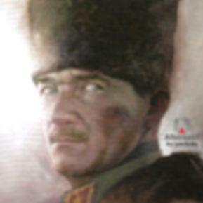 Atatürk, şahin karakoç, illüstrasyon