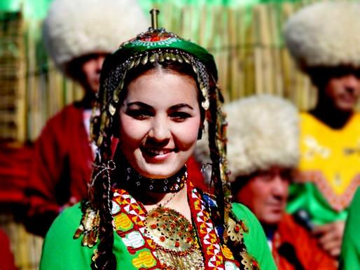 TÜRKSOY'dan Türkmenistan'a Tebrik Paylaşımı
