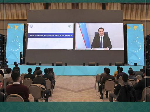 Taşkent 2020 Gençlik Forumu Başladı