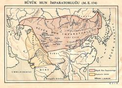 Büyük Hun İmparatorluğu (ME 174)