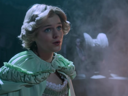 Netflix, The Crown'un silinen sahnesini paylaştı