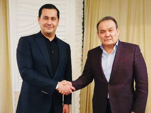 Konsey'den Özbekistan Ziyareti